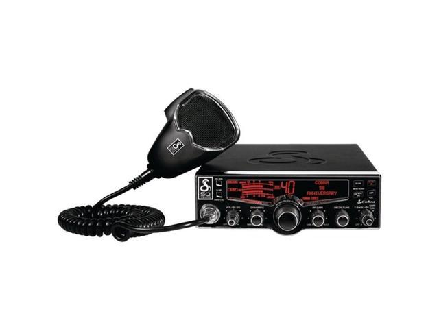 Cobra 29 LX Full-Featured CB Radio W/NOAA Receiver & 4 Color LCD Display