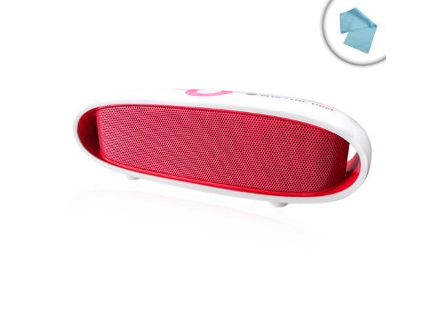 GOgroove BlueSYNC DRM Portable Speaker with Bluetooth 4.0 Wireless Technology