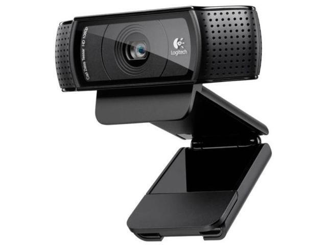 New Logitech C920 HD Pro Webcam