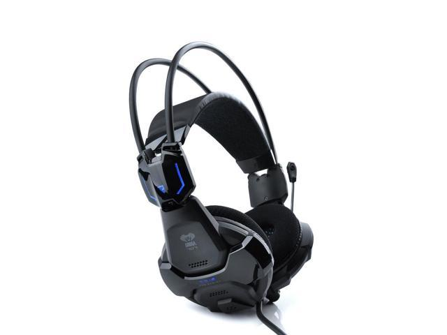E-3lue E-Blue Cobra 707 HS707 s Headphone Headset with Microphone For PC PS3 MSN