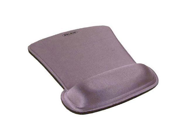 Belkin WaveRest Gel Mouse Pad (Silver) New