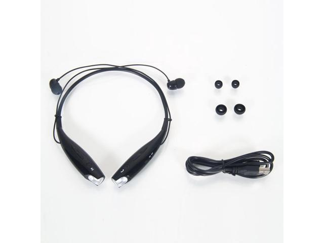 NEW Electronics Tone+ HBS-730 Wireless Bluetooth Stereo Headset Black For LG Hot
