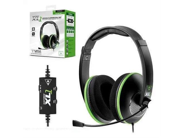 Turtle Beach Licensed Ear Force XL1 Wired Headset Black TBS-2149-01