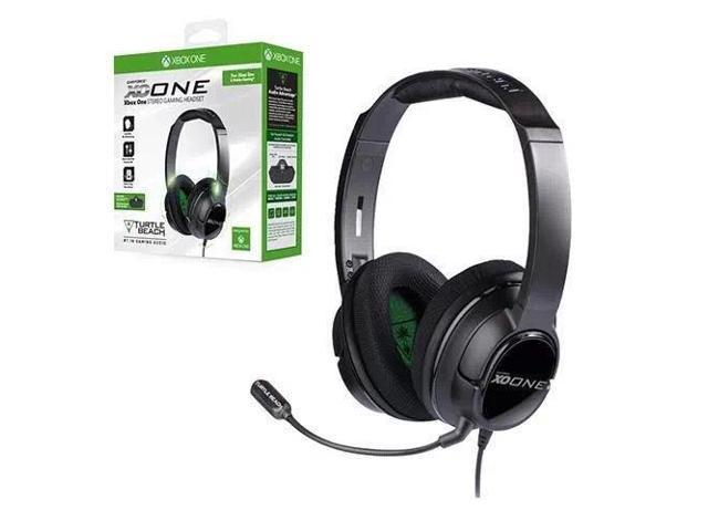 Turtle Beach Ear Force XO ONE Wired Stereo Gaming Headset for Xbox One NEW