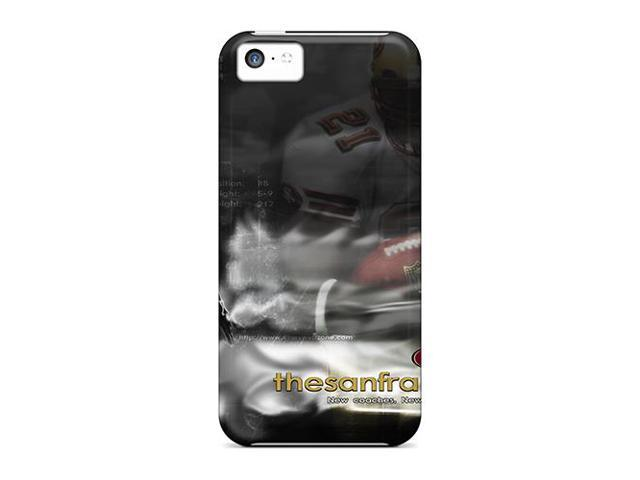 High Impact Dirt/shock Proof Case Cover For Iphone 5c (vernon Davis)