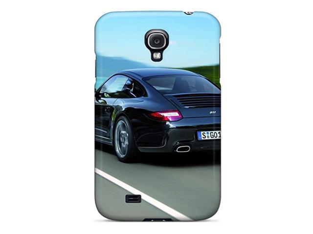 [Ofk5850Lkee] - New 2011 Black Porsche 911 Black Edition Rear Protective Galaxy S4 Classic Hardshell Case