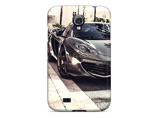 [XPv153pxSK] - New Black Supercar Protective Galaxy S4 Classic Hardshell Case
