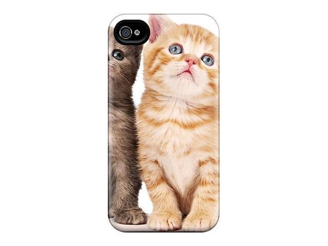 Shock-dirt Proof Kittens Case Cover For Iphone 6 plus