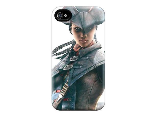 Shock-dirt Proof Assassins Creed Liberation Case Cover For Iphone 6 plus