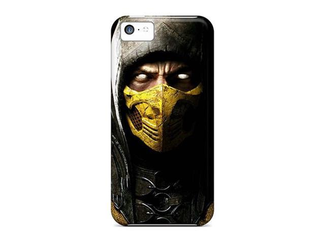 Shock-dirt Proof Mortal Kombat X Game Case Cover For Iphone 5c