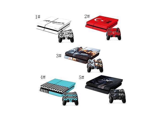 Ghost Ops Designer Skin for Sony PlayStation 4 Console System plus Two(2) Decals