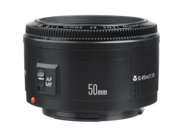 Canon Normal EF 50mm f/1.8 II Autofocus Lens
