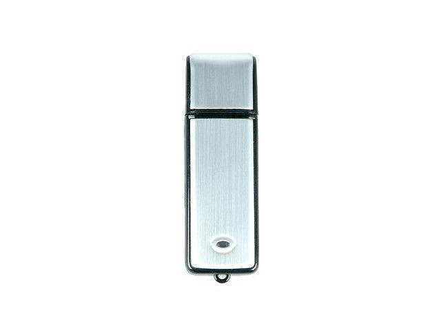 Mini 8G USB Pen Digital Audio Voice Recorder 70 hours recording Sliver Black