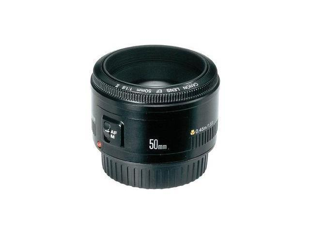 Canon Normal EF 50mm f/1.8 II Autofocus Lens