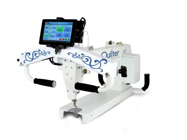 King Quilter SE Long Arm w/LED H-Bars/Android Tablet/Pro-Grade Stitch Regulation