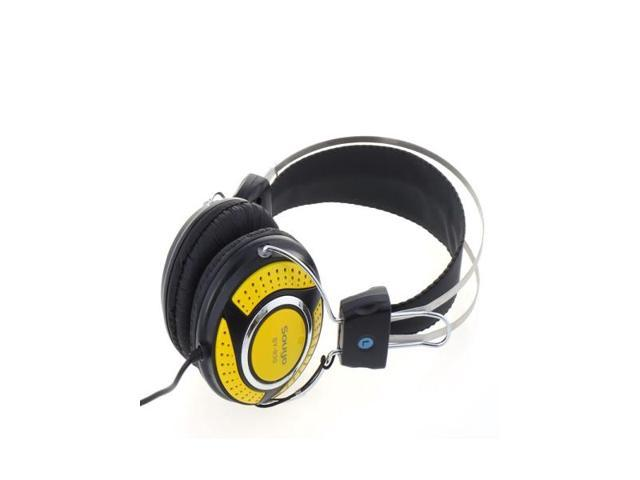 New Stereo Bass Music Headphones for Computer Notebook Laptop MP3 MP4