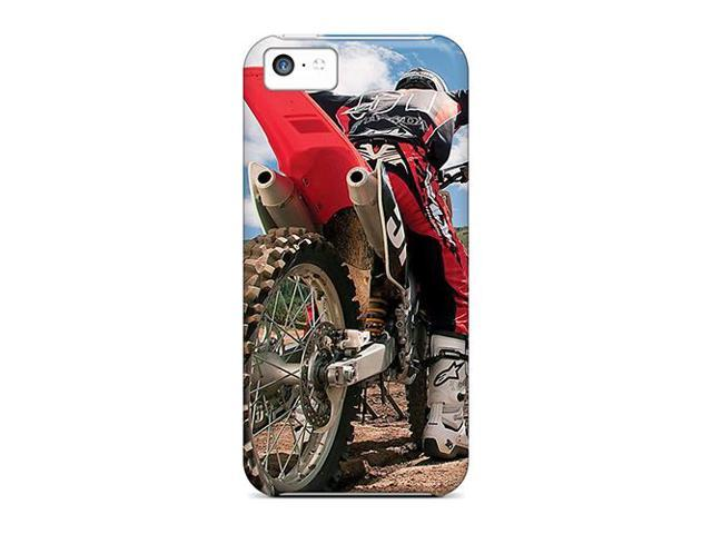 Tpu Case Cover Compatible For Iphone 5c/ Hot Case/ Dirt Bike