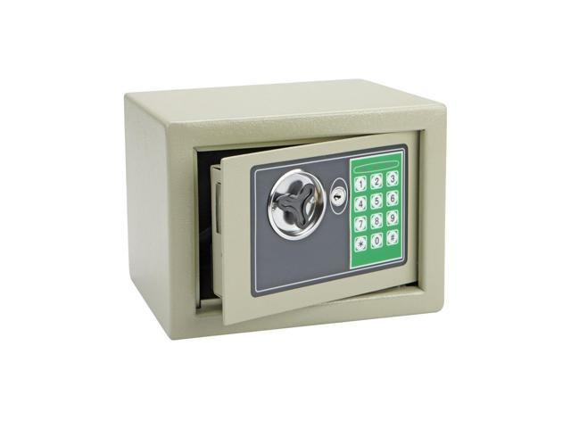 0.19 Cubic Ft. Electronic Digital Safe from TNM