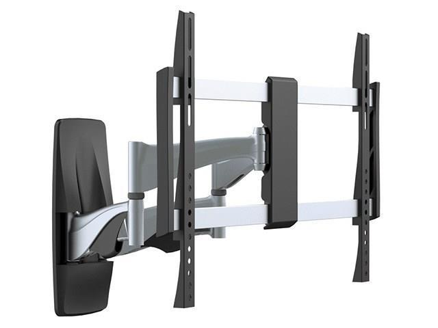 "Full Articulating TV Wall Mount for Most 37"" ~ 70"" Flat Panels, UL Certified - NO LOGO"