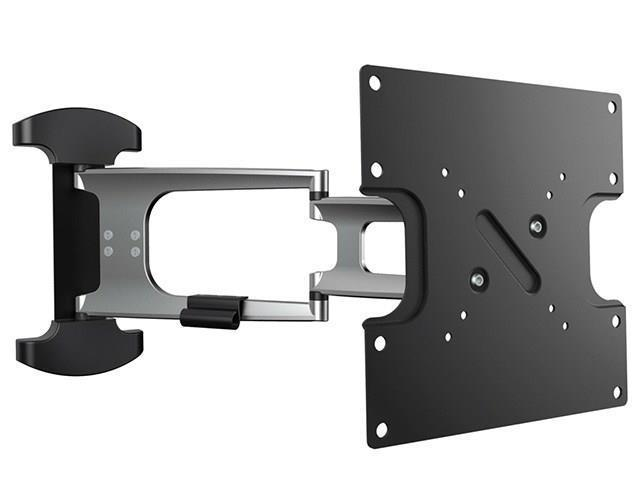 "Articulating TV Wall Mount for Most 17"" ~ 37"" Flat Panels, UL Certified"