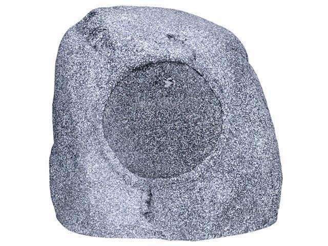 8 Inches 2-Way Coaxial Waterproof Rock Speakers (Pair) - 45W Nominal, 100W Max /w PEI Dome tweeter with FerroFluid MNP