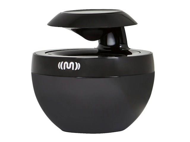 Mono Bluetooth® Portable 360° Speaker-Black