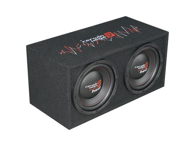"""12"""" Bass Kit System (1,000W, HED subwoofers) By: CERWIN-VEGA"""