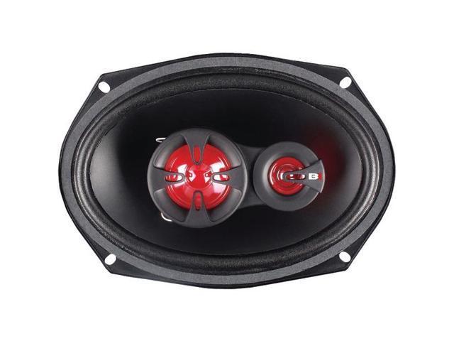 "BSP Series Speakers (6"" x 9"", 300 Watts, 3 way) By: DB BASS INFERNO"