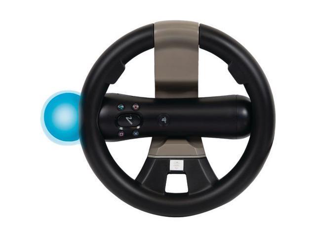 PlayStation(R)Move & DUALSHOCK(R) Controller Racing Wheel By: CTA DIGITAL