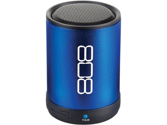 Bluetooth(R) Portable Speaker (Blue) By: 808