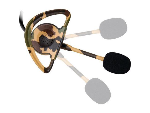 Xbox 360(R) Wired Headset with Microphone (Camo) By: DREAMGEAR