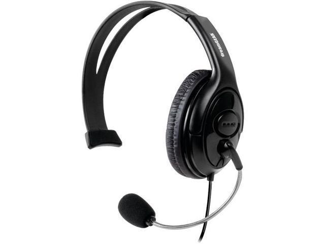 Xbox 360(R) X-Talk Solo Wired Headset By: DREAMGEAR