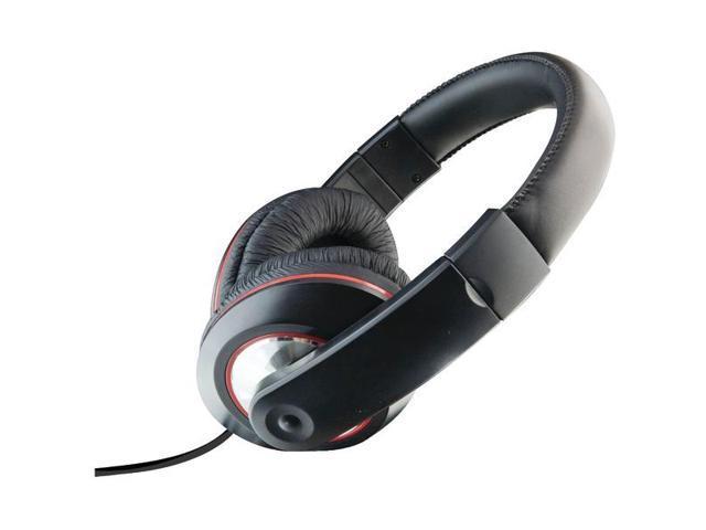 DJ Headphones with Volume Control By: ILIVE