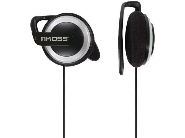On-Ear Sport Clip Headphones By: KOSS