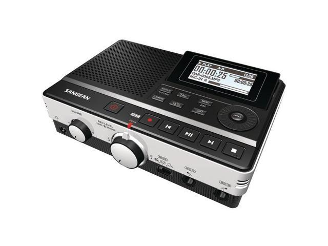 Digital Audio Recorder with Phone Answering Capability By: SANGEAN