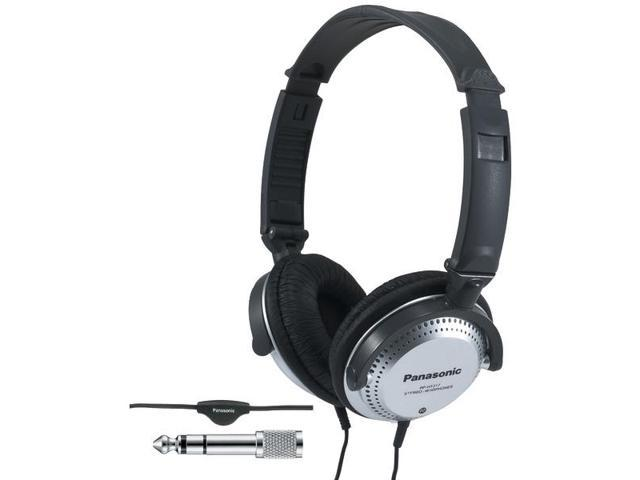 HT227 Monitor Headphones with In-Cord Volume Control By: PANASONIC