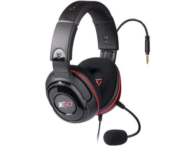 Ear Force(R) Z60 Wireless PC Gaming Headset By: TURTLE BEACH