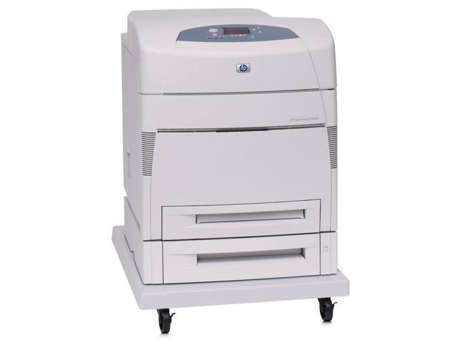 HP C9658A Color LaserJet 5500dtn Printer