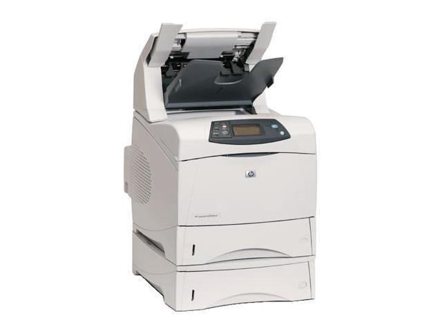 HP Q2435A LaserJet 4300dtns Monochrome Laser Printer