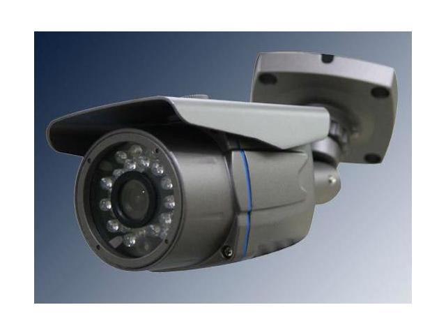 SeqCam Weatherproof IR Color Security Camera