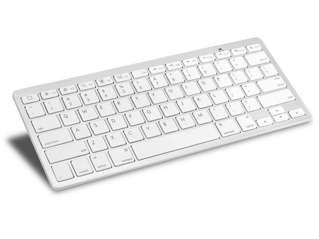 Ephone Bluetooth Wireless Keyboard for PC Macbook Mac/ipad 3 4/iphone/Windows XP 7 8