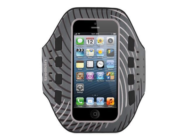 Pro-Fit Armband for iPhone 5, 5S and 5c (Black)