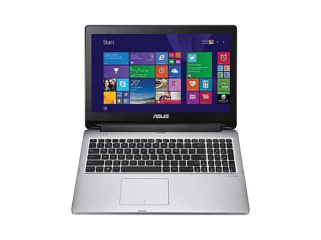 ASUS TP550LA Transformer Book Flip / 15.6 inch HD touchscreen / i5-4210U / 6GB / 1TB / WiFi / Bluetooth / Webcam / DVDRW / ...