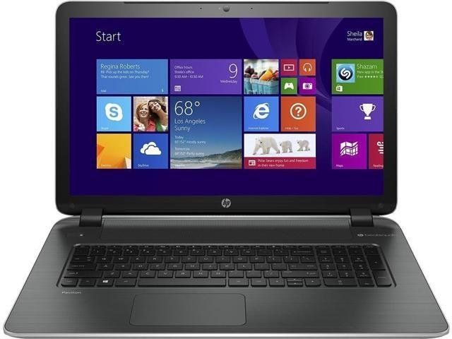 HP Pavilion 15 15.6-Inch Laptop / Intel Core i7-4510U Processor / 6GB DDR3L / 750GB Hard Drive/ SuperMulti DVD Burner/ WebCam / HDMI / WiFi ...