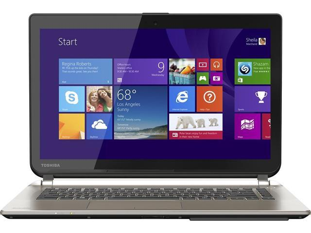 Toshiba Satellite E45T 14