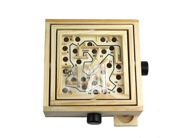 Small Skill Bead Maze Puzzle Game