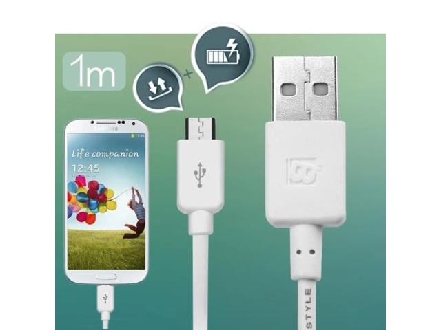 Baseus Series Micro USB 5 Pin to USB 2.0 High Speed Data Sync Charge Cable for Samsung Galaxy S6 / Note 3 / S5 / ...