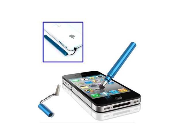 Metal Touch Screen Stylus for iPhone 6 / 6 Plus, 5 / 5S / 5C, 4 / 4S, iPad Air / iPad 4 / iPad ...
