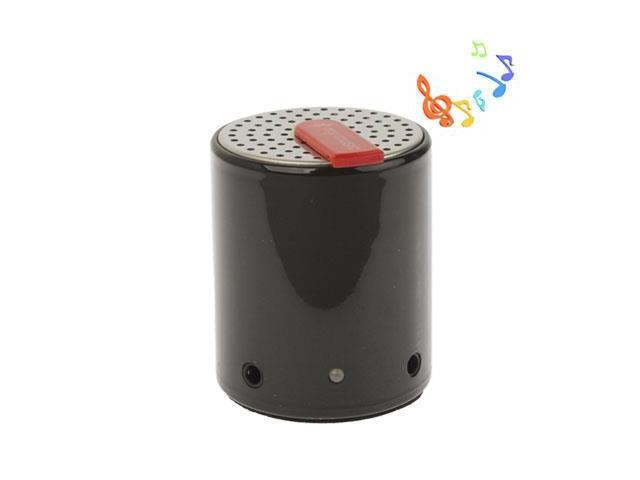 A30 Bluetooth Mini Stereo Speaker, Built-in Rechargeable Battery, Size: 53 x 43 x43mm (Black)
