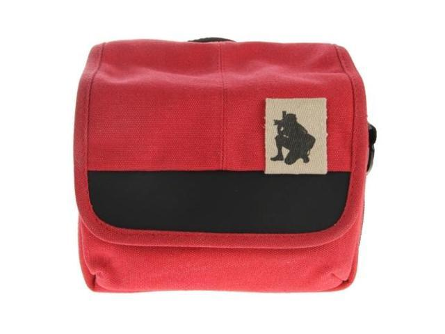 Universal Camera Bag, Inside Size: approx. 200mm x 115mm x 100mm (Red)